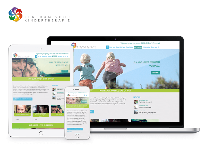 Centrum voor Kindertherapie Hoorn | Project Direct | Webdesign Wognum | Website bouwen Wognum | Wordpress Wognum | Grafische vormgever Wognum | SEO Wognum | Hosting | Wordpress training | Logo design Wognum | SSL Certificaten | Website onderhoud | Timo van Tilburg