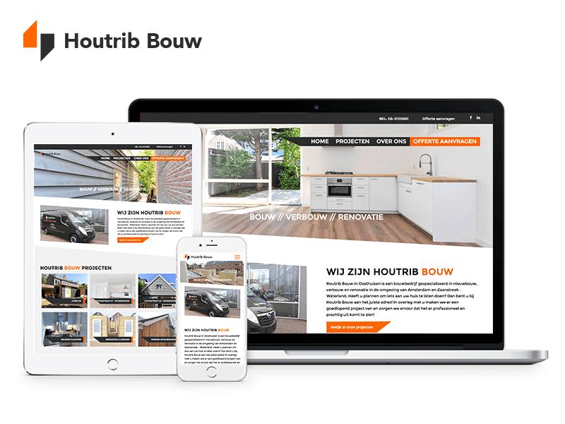 Houtrib Bouw | Project Direct | Webdesign Wognum | Website bouwen Wognum | Wordpress Wognum | Grafische vormgever Wognum | SEO Wognum | Hosting | Wordpress training | Logo design Wognum | SSL Certificaten | Website onderhoud | Timo van Tilburg